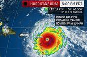 Ekonomi AS Rugi Ratusan Miliar Dollar AS Akibat Badai Harvey dan Irma