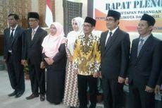 Pasangan Lutfi-Feri Resmi Jadi Wali Kota-Wakil Wali Kota Bima Terpilih
