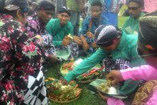 Kembul Bujana, Tradisi Makan Bersama di Kulon Progo