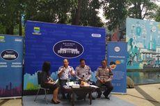 Parkir Sembarangan di Bandung, Empat Ban Mobil Bisa Gembos