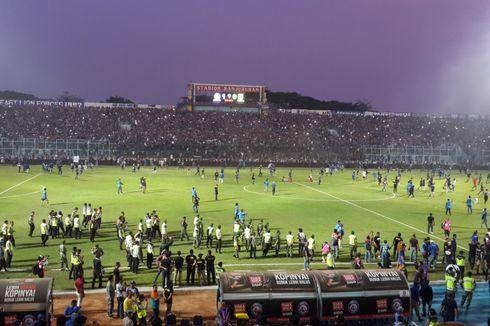 Arema FC Dihukum Pertandingan Tanpa Penonton hingga Akhir Musim