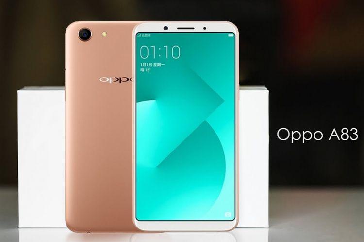 Oppo A83 Resmi Mulai Dijual Di Indonesia