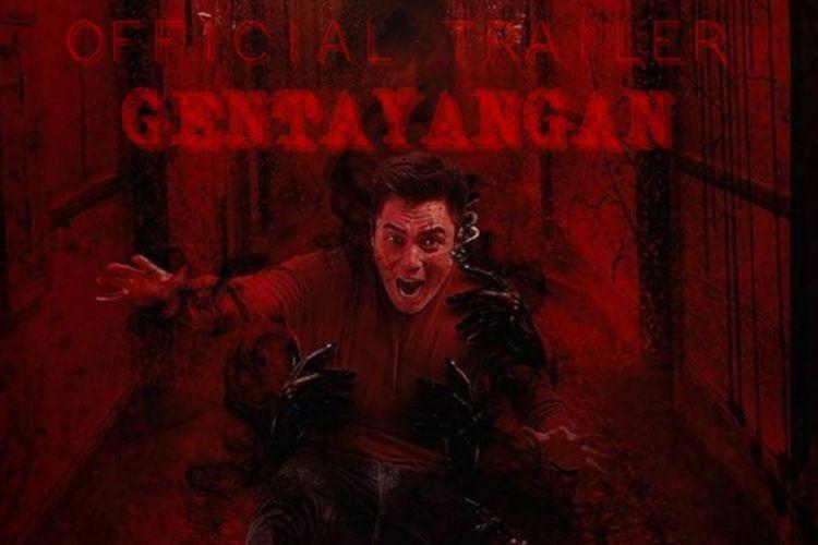 Poster film Gentayangan