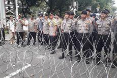 Pendaftaran Gugatan Sengketa Pilpres ke MK, Jalan Medan Merdeka Barat Ditutup