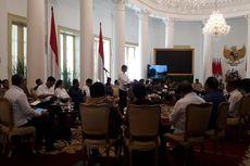 Jokowi: Inilah Kondisi Negara Kita, Negara yang Penuh Peraturan...