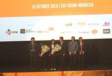 Korea Indonesia Film Festival 2018 Resmi Dibuka