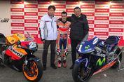 Honda Berikan Hadiah Perpisahan untuk Dani Pedrosa