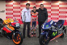 Dani Pedrosa Diabadikan sebagai Nama Salah Satu Tikungan di Jerez