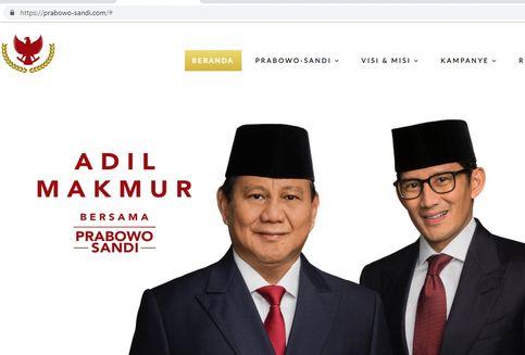 Rekapitulasi KPU: Prabowo Menang Atas Jokowi di Sulsel, Selisih 691.802 Suara