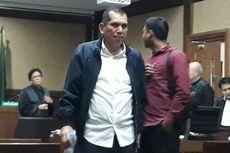 Ditanya Jaksa KPK Sering ke Mall, Chairuman Bilang,