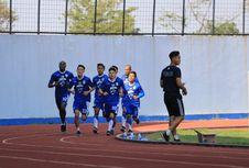 Borneo FC Vs Persib Bandung, Kim Jeffrey Antusias Kembali Bermain