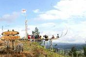 Jadi Viral! Perahu Bambu, Destinasi Wisata Baru di Mamasa