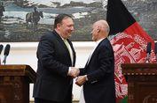Menlu AS Desak Pembicaraan Damai Afghanistan dengan Taliban