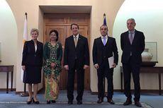 Presiden Siprus Anastasiades Terima Utusan Presiden Joko Widodo