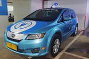 Bluebird Hadirkan Mobil Listrik Tesla dan BYD