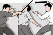 Hendak Melayat, Seorang Polisi Dikeroyok dan Pistolnya Dirampas