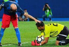 Babak Pertama, Persija Tertinggal 2 Gol dari Johor Darul Takzim