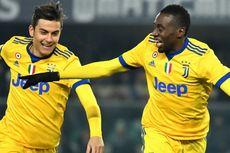 Hasil Liga Italia, Juventus Menang dan Kian Jauhi Inter Milan