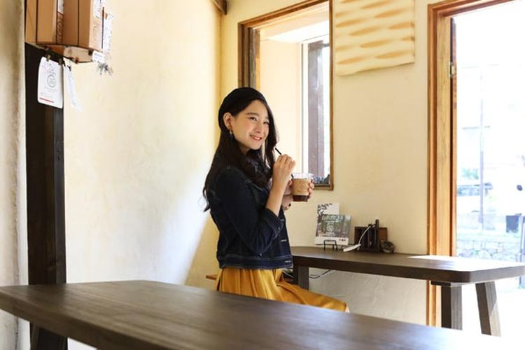 Tidak sedikit kafe di Kyoto, Jepang, merupakan rumah penduduk yang direnovasi menjadi sebuah kafe bernuansa retro.
