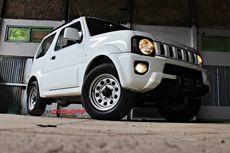 Bernostalgia dengan Tampang Retro Suzuki Jimny