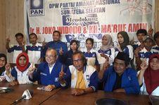 Polemik Deklarasi DPW PAN Sumsel Dukung Jokowi, Dianggap Bukan Kader dan Terancam Dipolisikan