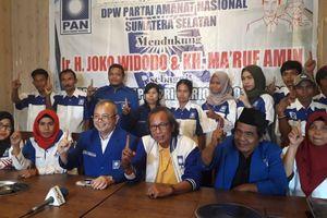 Kisruh DPW PAN Sumsel Dukung Jokowi, Mengaku Anggota Kader dan Terancam Jerat Hukum