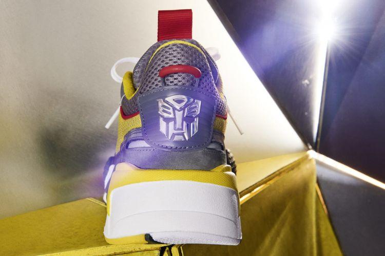 Hasbro x Puma RS-X Transformers
