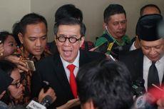 Menteri Yasonna Akui Ada Sipir Terduga Teroris Ditangkap
