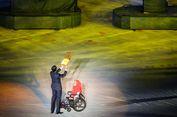 Asian Para Games, Penyandang Disabilitas Cilik Mencari Jokowi di SUGBK