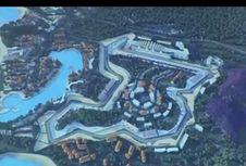 Prediksi Wujud Sirkuit Mandalika untuk MotoGP