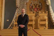 Mitra Latihan Conor McGregor, Latih Tim Pengawal Presiden Putin