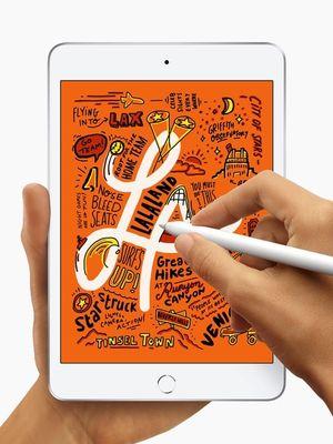 Ilustrasi iPad mini 5