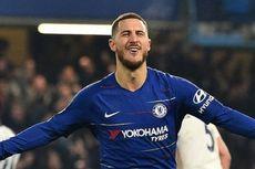 Hazard Ingin Beri Gelar Liga Europa Sebelum Tinggalkan Chelsea