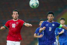 Indonesia Vs Malaysia, Ezra Walian Starter dan Milla Gunakan Formasi 4-2-3-1