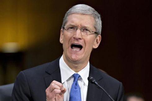 Bos Apple Ternyata Takut