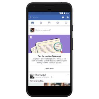 Cara Facebook berantas hoax