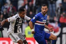 Juventus Vs Sampdoria, 3 Drama VAR Hiasi Kemenangan Tipis Nyonya Besar
