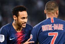 Neymar Diam-diam ke Turin, Tuchel Tak Mau Ambil Pusing
