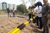 Dinas LH DKI Gandeng Polisi Cari Pembuang Limbah di Marunda