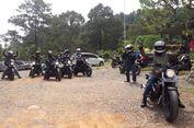 Komunitas Moge Terlaris Honda Kian Aktif