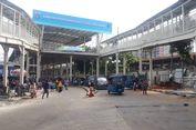 Tunggu 'Skybridge' Jadi, PKL Jalan Jatibaru Raya Terus Ditertibkan