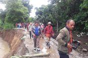 Jalan Ruteng-Reo Putus, Eksavator Didatangkan untuk Buka Jalur Alternatif