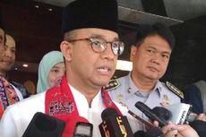 Anies: Gaji Camat di Jakarta Lebih Tinggi dari Ketua Komite PK DKI