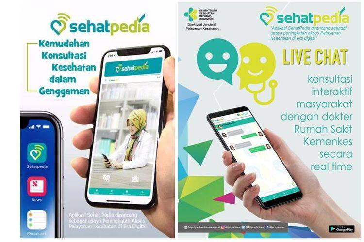 Aplikasi Sehatpedia merupakan aplikasi yang digunakan untuk menambah informasi dan mngedukasi masyarakat agar mengetahui gejala dan tips-tips seputar kesehatan.