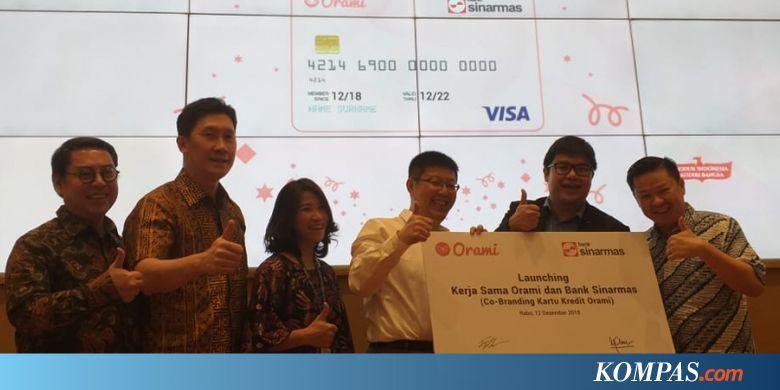 BSIM Bank Sinarmas Luncurkan Kartu Kredit Orami untuk Para Ibu Muda - Kompas.com