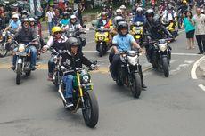 2 Hari Jokowi di Bandung, Prediksi Menang di Jabar hingga Emak-emak Rela Tahan Lapar