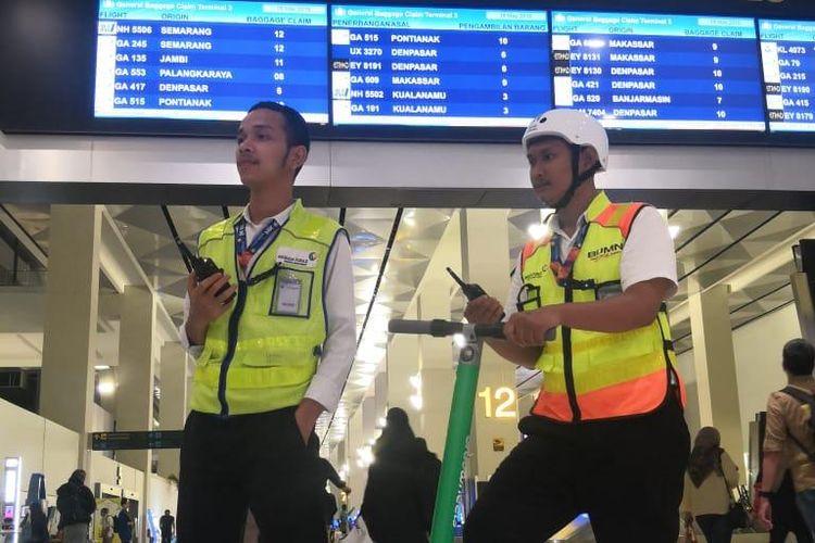 Akhirnya, Skuter Listrik Grab Wheels Resmi Diluncurkan di Terminal 3