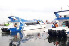 Dishub DKI Operasikan Kapal ke Pulau Sebira