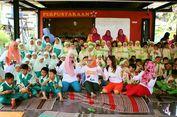 LSS Reboeng dan Perpusnas Gelar Literasi untuk Anak