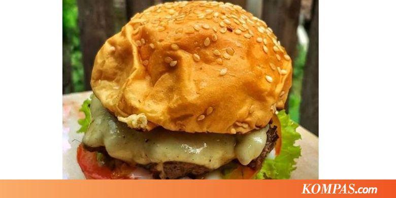 Daging Kerbau Digunakan untuk Isi Burger, Bagaimana Kandungan Gizinya?